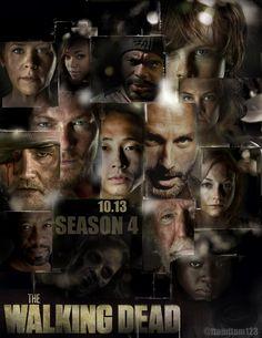 The Walking Dead, promos