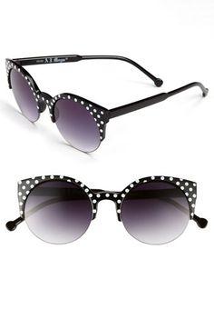 A.J. Morgan Retro Sunglasses 24.00 #Nordstrom