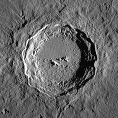 Risultati immagini per luna crateri