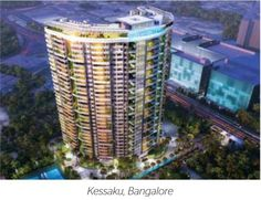 Phoenix Kessaku - An Exclusive super luxury apartments in Bangalore