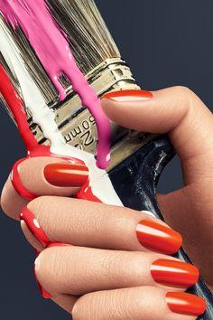 Nails by Cristian Girotto, via Behance