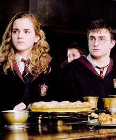 """""""It means the Ministry is interfering at Hogwarts."""""""