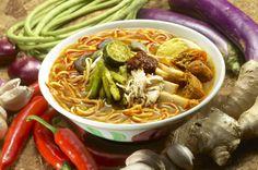 Curry Mee — Malaysia