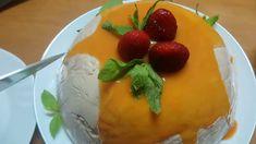 Un desert perfect in perioada ca. Deserts, Pudding, Food, Banana, Desserts, Meal, Custard Pudding, Essen, Hoods