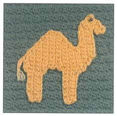 Noah S Ark Afghan Ebook Leisure Arts Baby Blanket Crochet
