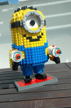 Despicable Me Lego Minions
