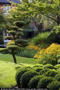 Topiary • garden