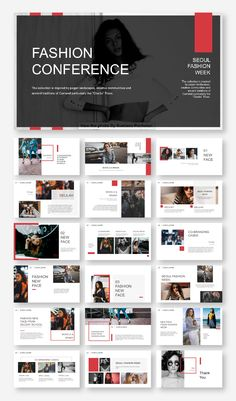 Powerful & Fashion Model Presentation Template – Original and high quality PowerPoint Templates do Template Web, Powerpoint Design Templates, Ppt Design, Slide Design, Brochure Design, Layout Design, Logo Design, Web Layout, Website Template