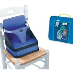 The First Years On-The-Go Booster Seat (Health and Safety Superstore)