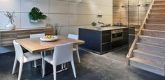 Bulthaup San Francisco designs modern architectural interiors, creates luxury kitchens - Projects