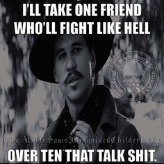 I'll be your huckleberry.....