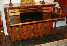 Antiques : Furniture : Biedermeier : Desk (N2430145) For Sale | Antiques.com | Classifieds