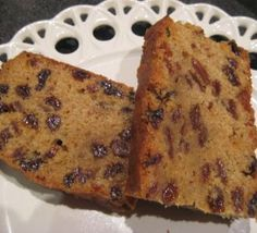Farmhouse sultana cake