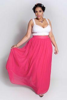 YK Empress Maxi Skirt
