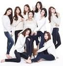 Nine muses. A South Korean girl band