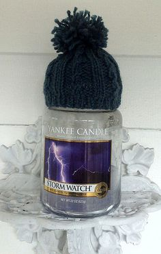 Ravelry: Cabled Candle Topper pattern by Faith Schmidt Make A Scarecrow, Schmidt, Ravelry, Winter Hats, Faith, Candles, Pattern, How To Make, Patterns