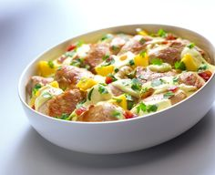 Kurczak z Antyli - Kuchnia Lidla #lidl #przepis #kurczak