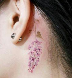 Girly Tattoos, Feminine Tattoos, Trendy Tattoos, Flower Tattoos, Body Art Tattoos, Small Tattoos, Tattoos For Guys, Tattoos For Women, Tribal Tattoos