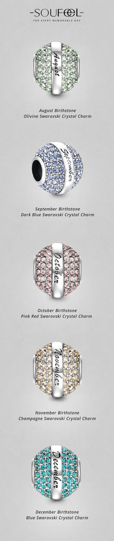which birthstone charm is your lucky charm ?
