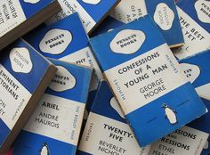 Blue penguin classics