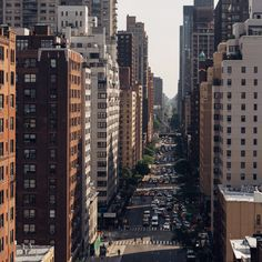 A street in New York City