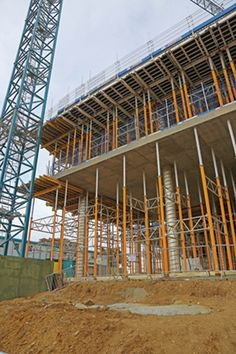 In 'Quadram Institute, Norwich, Norfolk', Steve Pritchard of PERI reports on the progress of the new £81.6m Quadram Institute, ahead of its completion in 2018; adaptive and flexible formwork is enabling contractors to meet intricate architectural designs consistently.