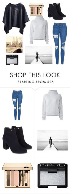 """""""Active"""" by huyentrangle238 on Polyvore featuring Topshop, Le Kasha, Monsoon, SOREL and NARS Cosmetics"""