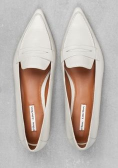 The chicest flats from Nicholas Kirkwood. | Click to shop.
