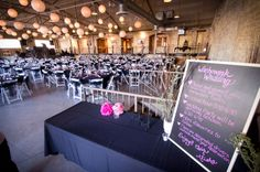 Prairie Street Brewhouse in Rockford...love that I was at this wedding and it's on Pinterest <3
