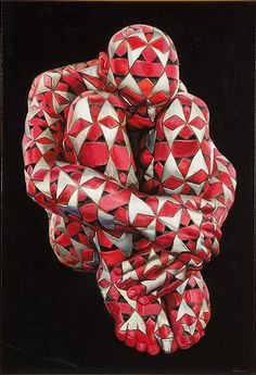 Rabarama contemporary italian artist   Artworks history