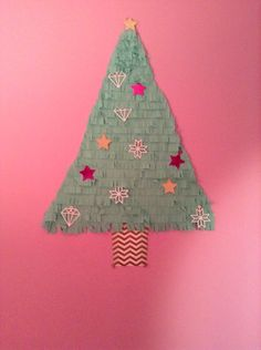 DIY Xmass tree!
