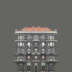 Urban Symmetry by Budapest-based photographer Zsolt Hlinka