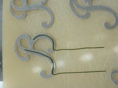 Letters topper tutorial