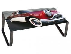 Modern Picture Coffee Table