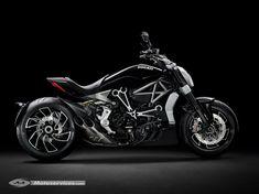 Nouveauté 2016 - Eicma - Ducati XDiavel