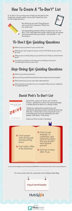The Productivity Trick Daniel Pink Swears By (by @HubSpot)