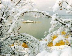 Winter in Florina northern - land of Alexander the Great and the ancient Greek kingdom of Macedonia Best Seasons, Seasons Of The Year, Macedonia Greece, Go Greek, Winter's Tale, Winter Destinations, Alexander The Great, Ancient Greece, Winter Scenes