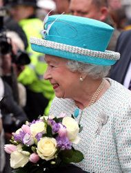 Queen Elizabeth celebrated 60 years on the throne on 2/6/12 to become the second British monarch to reach that milestone.