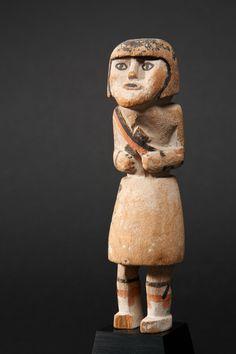 Poupée Kachina ou <br>Figure de Danse