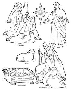 maak je eigen kerststal