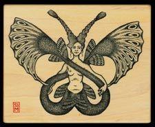 .twin tailed mermaid, melusine