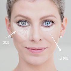 Descubra aqui vários truques para se livrar do inchaço nos olhos após noites mal dormidas ou choro excessivo.
