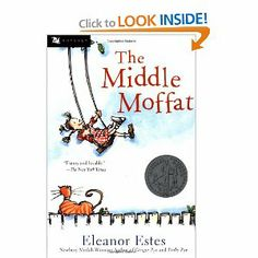 The Middle Moffat: Eleanor Estes, Louis Slobodkin: 9780152025298: Amazon.com: Books