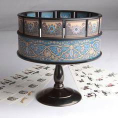 Zoetrope - always wanted one of these