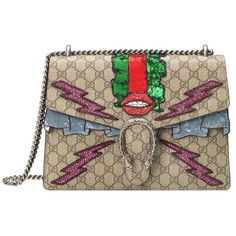 Jenna Rennert, Vogue.com Beauty Assistant - I have my eyes on Gucci's glittering Dionysus bag. It's the perfect day-to-night, I-just-threw-this-on-but-I-look-amazing purse that I have to have for spring. Gucci Dionysus GG Supreme embroidered bag, $3,800, gucci.com