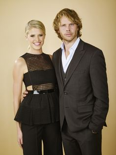 CONGRATS!: Eric Christian Olsen and Sarah Wright are Expecting Baby No. 2