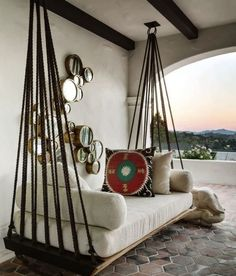 Future Future In 2019 Outdoor Beds Hanging Beds Home Decor Outdoor Beds, Outdoor Spaces, Outdoor Living, Outdoor Swings, Porch Swings, Outdoor Decor, Outdoor Pallet, Outdoor Hanging Bed, Indoor Outdoor