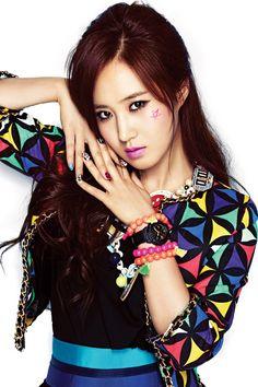 "Girls Generation/SNSD Photo: Girls' Generation for Casio's Baby G ""Wink Campaign"" Snsd Yuri, South Korean Girls, Korean Girl Groups, Yuri Girls Generation, Kwon Yuri, Baby G, Female Stars, Seohyun, Girl Bands"