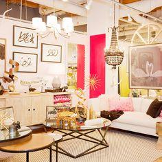 Home décor shop in Vancouver, Canada