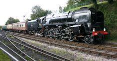 britannia class locomotives - Google Search